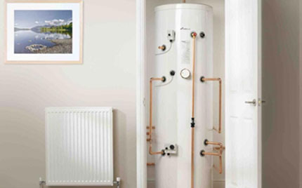 Unvented cylinder Repair and Installation