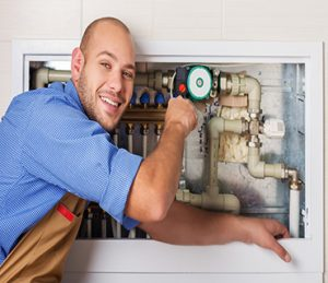 Unvented Hot water service system