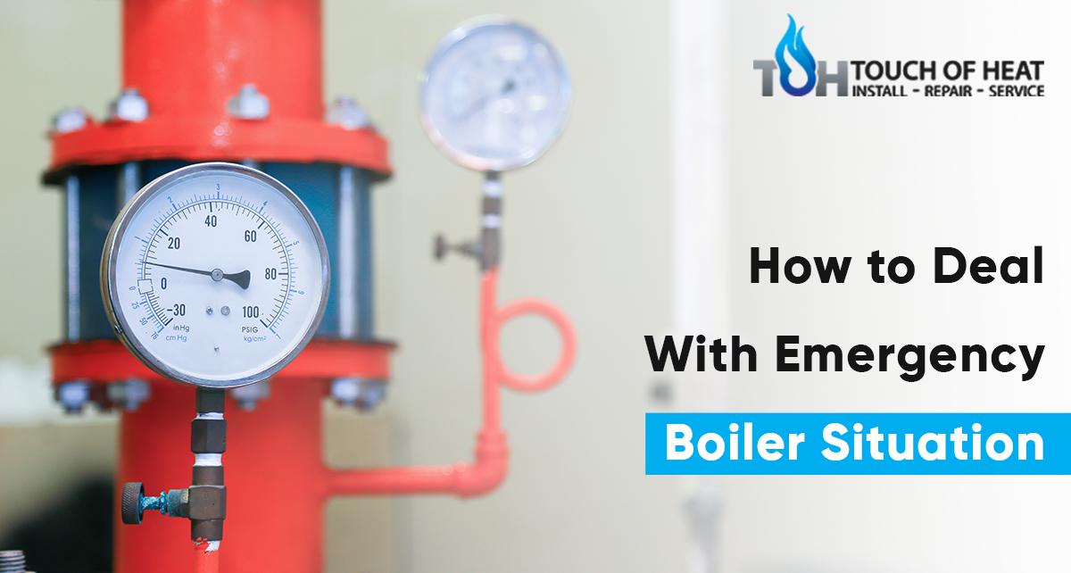 emergency boiler repair in North London