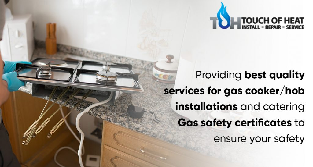 Best High-quality gas cooker installation in East London